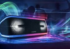 Sony SRS-XB41 Extra Bass Portable Bluetooth Speaker -  Black
