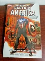 Marvel's The Death Of Captain America TPB