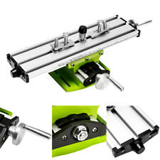 Mini Multifunction Working Table Milling Machine Worktable Set For Bench Drill