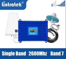Lintratek Singel-Band 2600mhz B7 LTE Booster Handy-Signalverstärker Repeater Kit