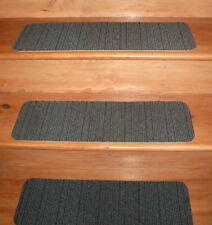 13 Step Indoor Stair Treads Staircase Step Rug Carpet  8'' x 24''  0083.