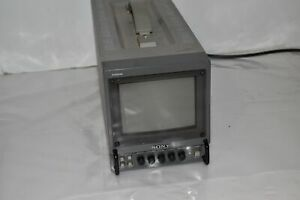 Sony Trinitron PVM-5041Q Retro Gaming CRT Professional Color Video   (AY35)