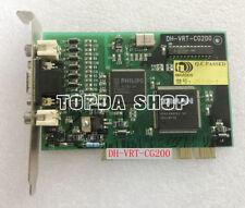1PC Large constant  DH-VRT-CG200 Image Acquisition card #ZH