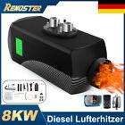 8KW 12V Standheizung Diesel Auto Heater Luftheizung LCD LKW PKW Yacht Boot 8000W <br/> ⭐⭐⭐⭐⭐Schnelle Lieferung✅LOW Preis✅DE Stock ✅CE