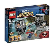 LEGO SUPER HEROES 76009 Superman Black Zero in fuga Escape DC