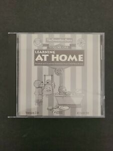 Vintage Berenstain Bears Learning At Home Volume One CD-ROM Software 1993
