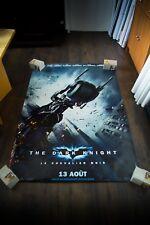 BATMAN DARK KNIGHT RARE Style C 4x6 ft French Grande Movie Poster Original 2008