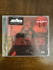 Justin Bieber - Justice CD Target Exclusive +1 Extra Song Alternate Album Cover