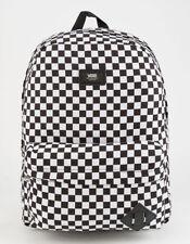 23ad844ec4 VANS Old Skool II BLACK WHITE Checkerboard Backpack