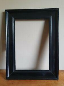 Antique   Ebonised frame
