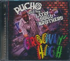 SEALED NEW CD Pucho & His Latin Soul Brothers - Groovin' High