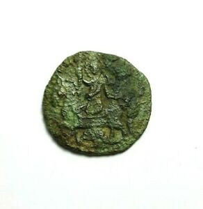 coin medieval BAR (Antivari) Autonome (XIV.-XV. ) Kupfer Follaro