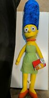 THE SIMPSONS 26 inch MARGE SIMPSON PLUSH TOY DOLL FIGURE TOY FACTORY 2016