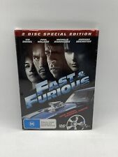 Fast & Furious 2-Disc Special Edition - Region 2 + 4 NEW & SEALED