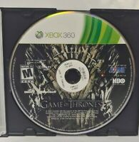 Game of Thrones - Atlus -  Microsoft Xbox 360 Rare Game Tested & Works