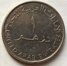 United Arab Emirates 1 Dirhan coin 2007