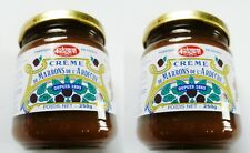 Maronen Creme Eßkastanien Kastanien Mouse Cremes de Marrons 2x 250g Glas