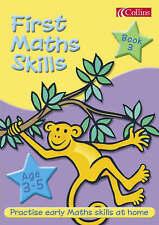 First Maths Skills 3-5 (3) - Book 3: Bk. 3, Woodman, Anne, New Book