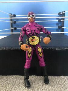 WWE REY MYSTERIO WRESTLING FIGURE MATTEL ELITE COLLECTION SERIES 67 MATTEL