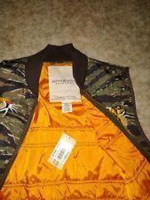 Ralph Lauren Denim Supply Tiger Camo Vest  Size L NWT