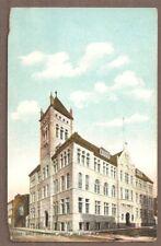 Vintage Postcard Unused Girls High School, Reading Pennsylvania