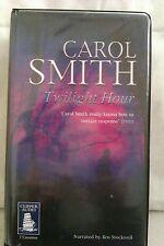 Twilight Hour by Carol Smith: Unabridged Cassette Audiobook (TT4)