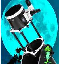 "SKY-WATCHER 8"" 200 mm COLLAPSIBLE Dobsonian Telescope, FREE Star&Planet LOCATOR!"