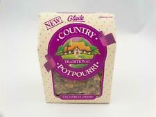 Johnson Wax Glade Country Traditional Potpourri Country Flowers Scent 2 oz Vtg