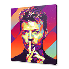 David Bowie Modern canvas print picture wall art free fast delivery