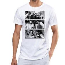 Maglietta T-Shirt Uomo Donna Stampa 1510 Bud Spencer Terence Hill Scene Trinità