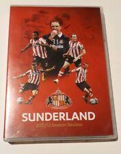 Sunderland Season Review 2011/12 (DVD, 2012)DVD NO SCRATCHES