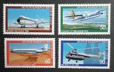 Germany (1980) Youth / Planes / Aviation / Sikorsky / Fokker - Mint (MNH)