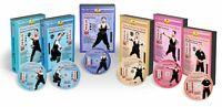 Traditional martial art Huang Feihong Nan Quan Kungfu Series - Chen Nianen 6DVDs