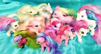 Lot of 10 - My Little Pony Toy Figures!