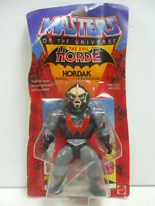 Vintage Carded He-Man Masters of The Universe HORDAK Action Figure MOC  Sealed