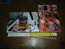JAMES HUNT MCLAREN MARLBORO F1 HESKETH 308   CARD POSTCARD CARTOLINA KARTE