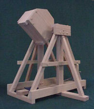 How to Build a Trebuchet - Step by Step Working Model Stirling Trebuchet Plans