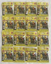 LEGO MINIFIGURES (71013) - Series 16 -COMPLETE SET of 16 Figures - New & SEALED!