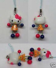 Hello Kitty Dangling Hand Leg CellPhone Charm Strap