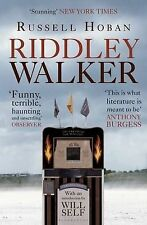 Riddley Walker, By Russell Hoban, Will Self,in Used but Acceptable condition