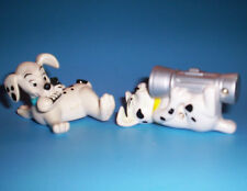 Vintage Disney 101 or 102 DALMATIONS with Shoe & Flashlight McDonald's OOP