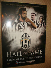 DVD N°7 I SIGNORI DEL CENTROCAMPO FC JUVENTUS HALL OF FAME PIRLO DESCHAMPS BRADY