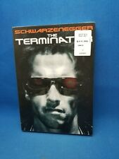 The Terminator DVD RARE FACE CHANGER on Front as seen