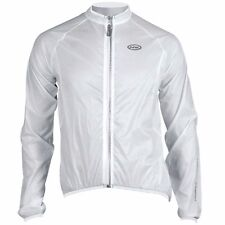 NEW NORTHWAVE BREEZE PRO RAINSHIELD PLUS WATERPROOF CYCLING JACKET - TRANSPARENT