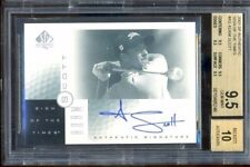 2001 UD SP Authentic Sign of the Times SOTT Autograph Adam Scott BGS 9.5 10 RC