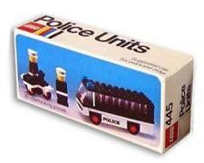 LEGO 445 - Legoland: Police - Police Units - 1976 - w/ Box & Instructions