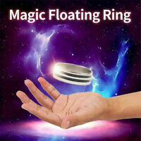 Magic Ring Tricks Play Ball Floating Effect of Invisible Magic Props AU RR