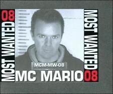 Mc Mario Most Wanted 2008 CD ***NEW***