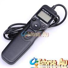 PRO MC-DC2 Timer Remote Shutter Release MC-N3 For Nikon D5300 D3300 D7100 D3200