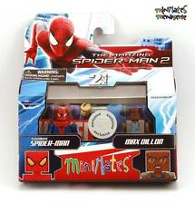 Marvel Minimates TRU Amazing Spider-Man 2 Movie Flashback Spidey & Max Dillon